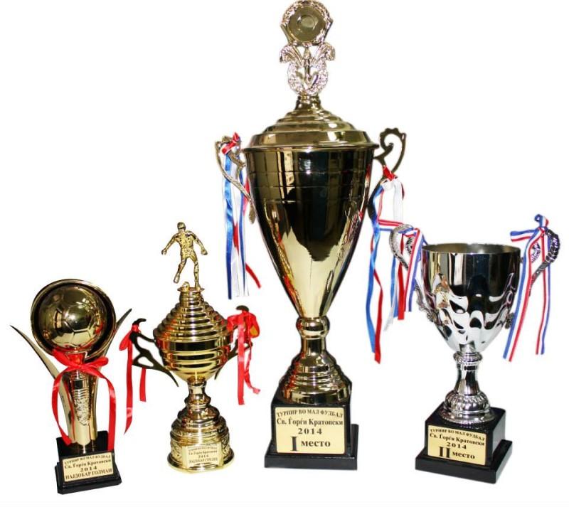Gdhendje e pllakave për trofe