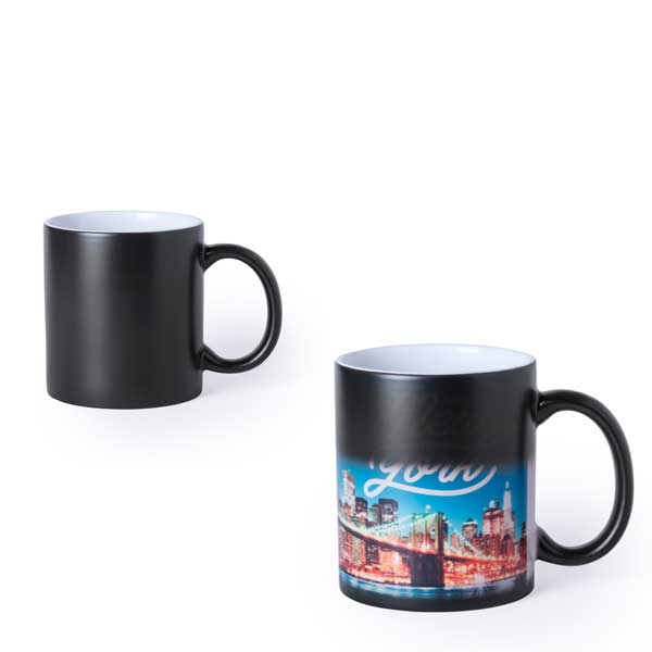 Чаша SUBLI MEDzIK, црна